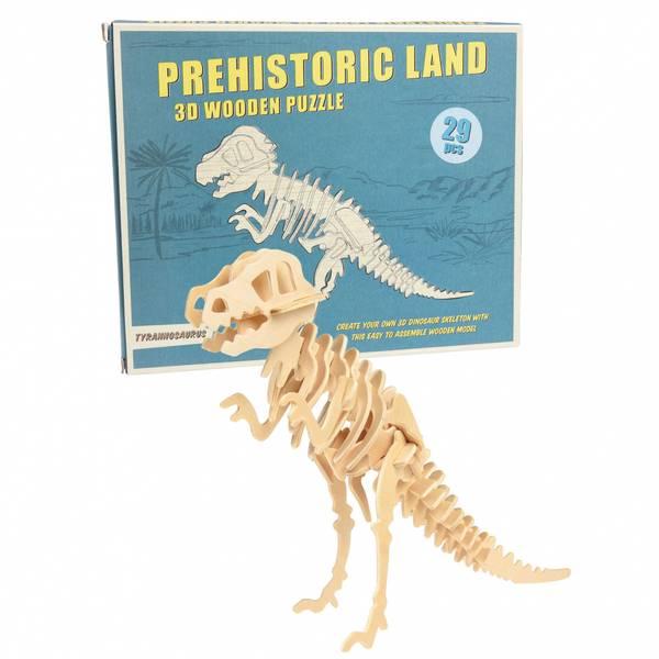 Bilde av 3D PUSLESPILL - Tyrannosaurus