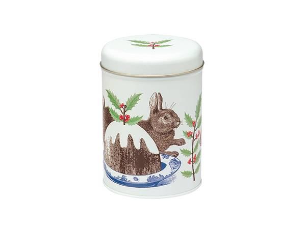 Bilde av RUND KAKEBOKS - Rabbit Pudding - Thornback & Peel