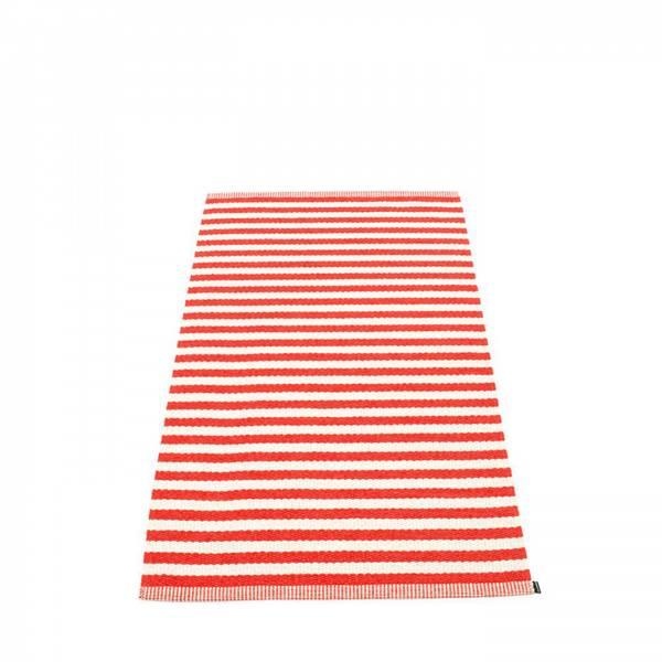 Bilde av GULVMATTE - Duo - Coral Red - Pappelina