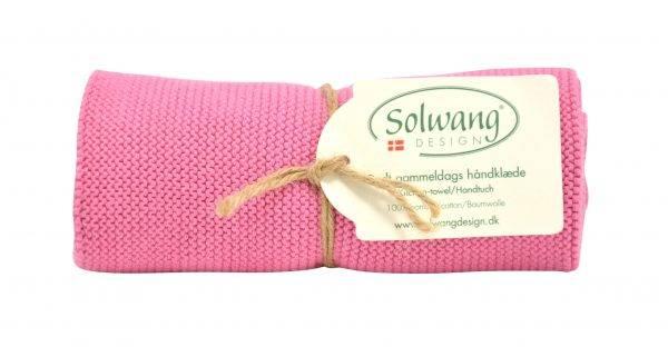 Bilde av KJØKKENHÅNDKLE - Gammel Rosa - Solwang Design