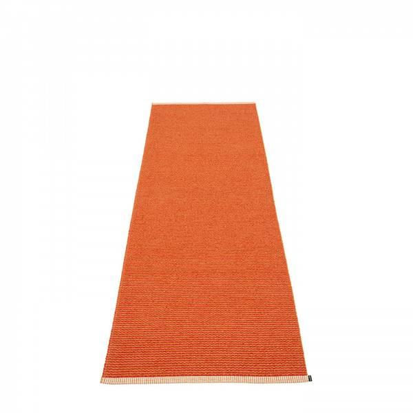Bilde av GULVMATTE - Mono - Pale Orange - Pappelina