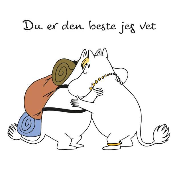 Bilde av MUMMIKORT -  Du Er Den Beste Jeg Vet