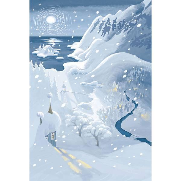 Bilde av MUMMIKORT – Vinter i Mummidalen